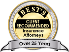 Bests Client Recommended Insurance Attorneys