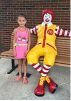 The Ronald McDonald House dinner 3